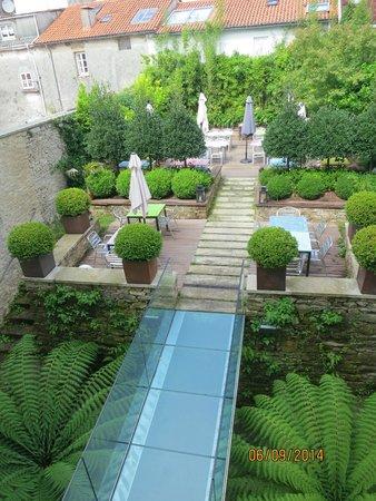 Hotel Gastronómico San Miguel: Garden