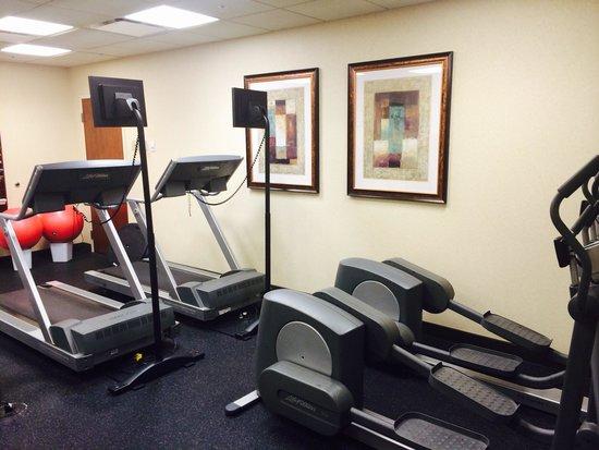 AC Hotel Chicago Downtown: Gym