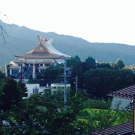 Takayama, Japón: Bonito desde enfrente