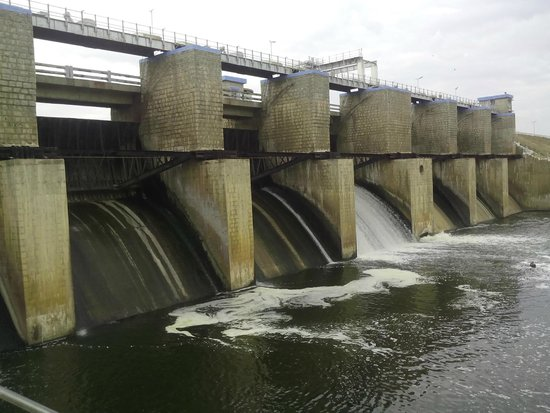 Kelevarapalli Dam