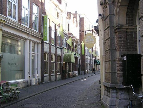 Parkhotel Den Haag : Parkhotel Molenstraat