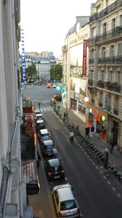 Timhotel Odessa Montparnasse : Vista do apartamento