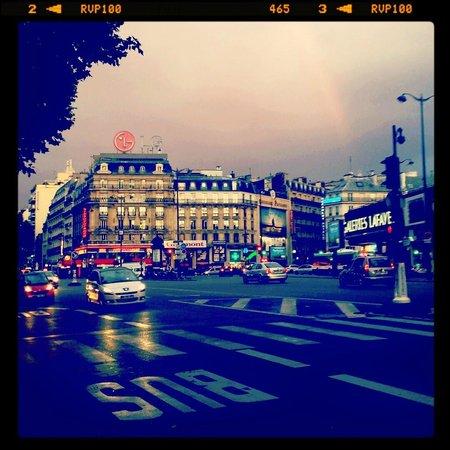 Timhotel Odessa Montparnasse : Montparnasse