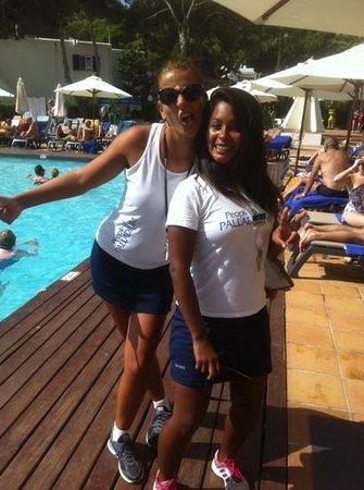 jacky and the lovely Vanessa -...