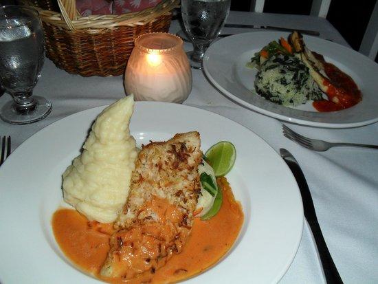 Strawberry Hill Restaurant : Amazing food!!!