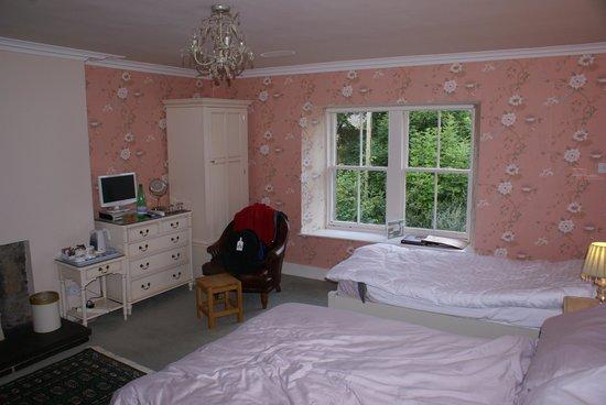 Coynachie Guest House: das Zimmerchen