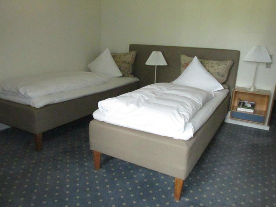 Best Western Hotel Knudsens Gaard: letti singoli stanza superior