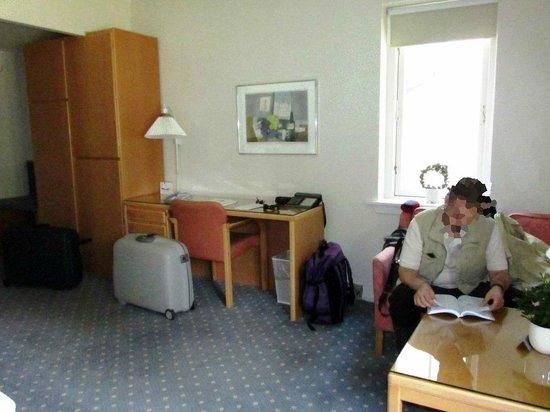 Best Western Hotel Knudsens Gaard: camera superior
