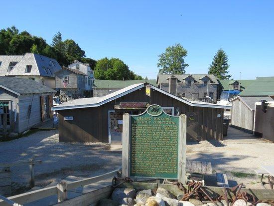 Fishtown : History