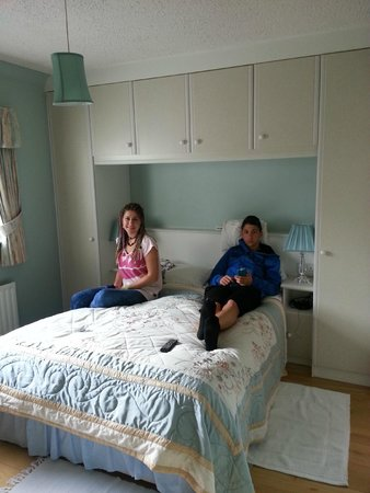 The Birches Bed and Breakfast : My brother and I