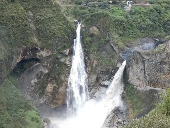 Ruta de las cascadas : Primeras Cascadas desde la Ruta