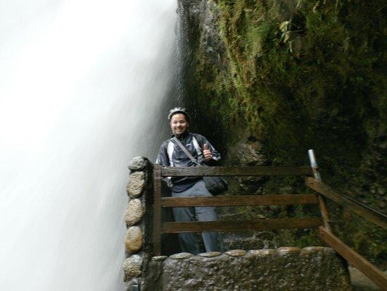 Ruta de las cascadas : Pailon del Diablo