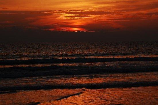 Lanta Klong Nin Beach: sunset1