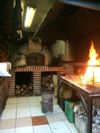 La Antigua Ferreria Hotel Rural : Where they do magic