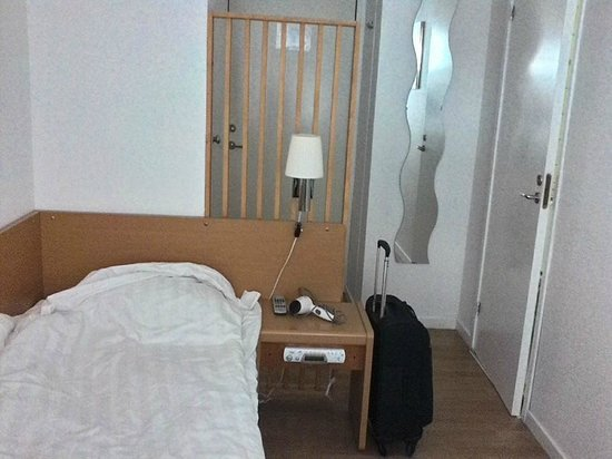 Hotel Bema: single bed