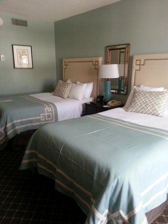 The Mills House Wyndham Grand Hotel: Double room