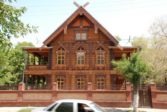 Дом купца Тетюшинова Г.В.