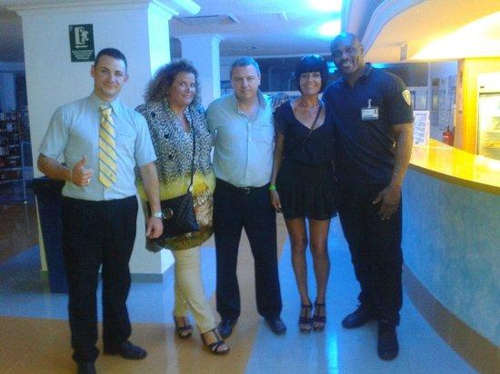 Hotel Mare Nostrum : SEGURIDAD