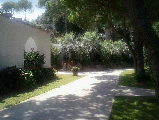 Garden & Villas Resort: le camere immerse nel verde