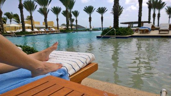 The Westin Dawn Beach Resort & Spa, St. Maarten: gorgeous setting