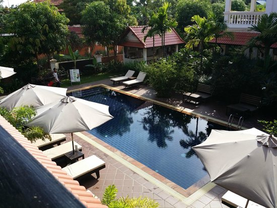 Kiri Boutique Hotel: pool