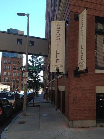 Bastille Kitchen Picture Of Bastille Kitchen Boston