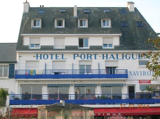 Hotel Port Haliguen: Vue générale