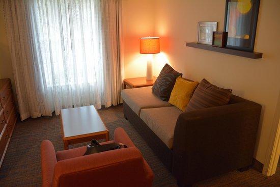 Residence Inn Cincinnati Airport : Living Room