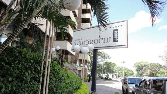Toborochi Suites : Desde afuera