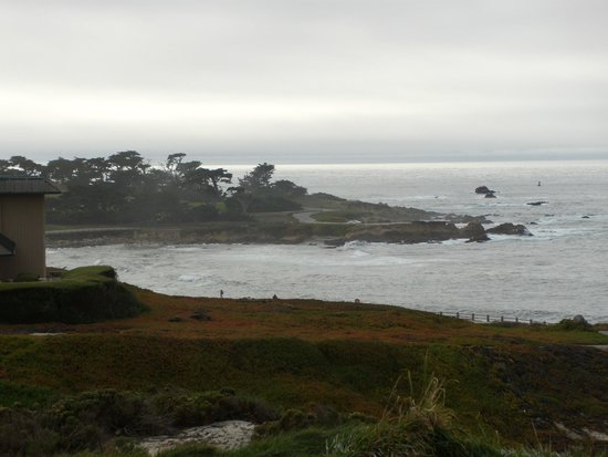The Inn at Spanish Bay: Monterey Bay from your window