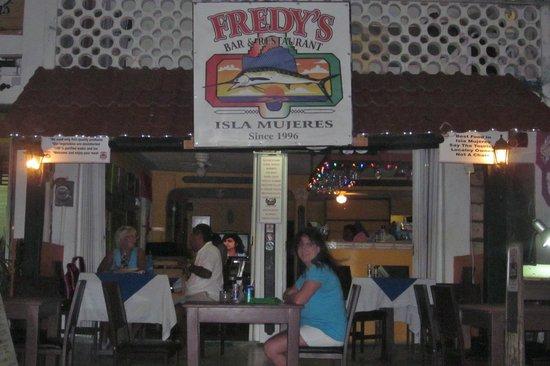 Fredy's on Hidalgo