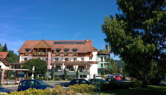 Vulkanlandhotel Legenstein: Außen