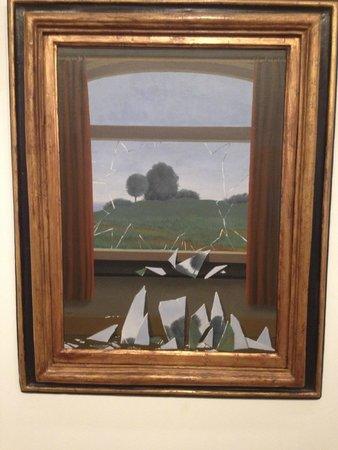Musée Thyssen-Bornemisza : Magritte