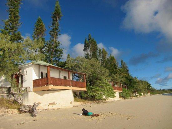 Kodjeue Hotel : Le bungalow... top non ?
