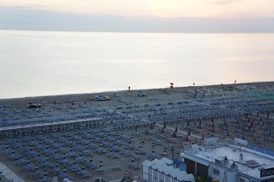 Hotel Fedora: vista balcone