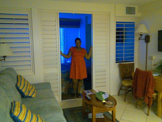 Islander Beach Resort: the rooms are just as there are in the pictures
