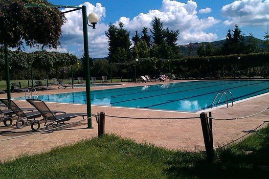 Piscina Picture Of Campastrello Sport Residence Hotel