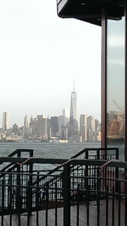 Freedom Tower from the Deck of the Chart House - Picture ...