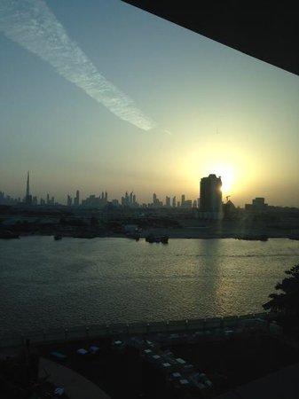 فندق كراون بلازا فستفل: View from our room