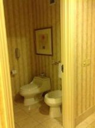 JW Marriott Las Vegas Resort, Spa & Golf: Master bathroom with bidet