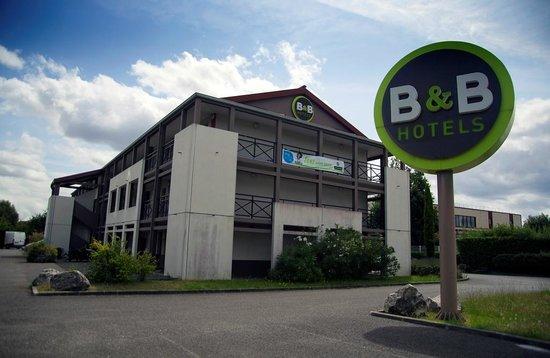 B&B Hotel BORDEAUX Merignac Airport: Outside