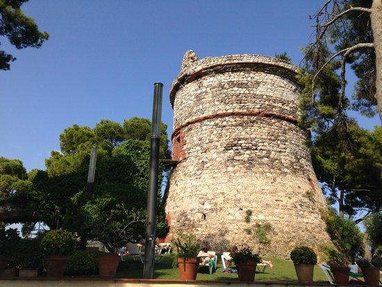 Gran Hotel Rey Don Jaime : Medieval Tower