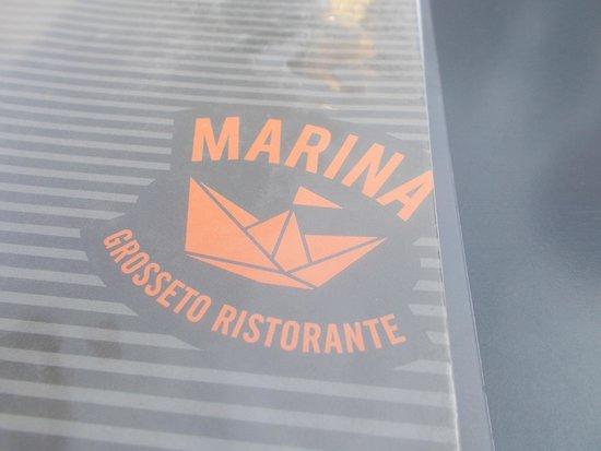 Marina Ristorante : menu