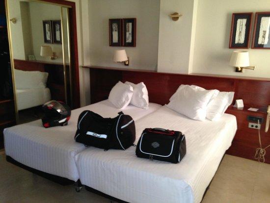 Gran Hotel Rey Don Jaime : Room with Balcony