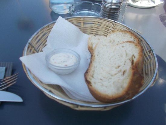 Marina Ristorante : bread