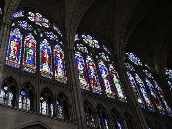 Basilique de Saint-Denis : Basilique St Denis