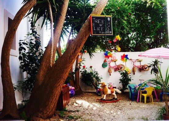 Tree of Life Art Hotel : Kid area
