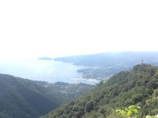 Santuario di Montallegro: Inspirational View