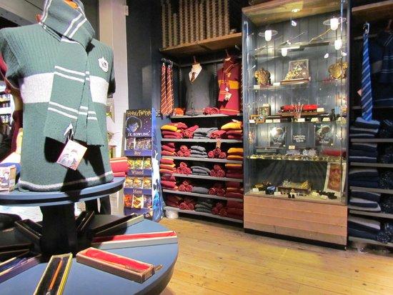 71e6e5fe5e9 Store  Uniforms - Picture of Harry Potter Shop at Platform 9 3 4 ...