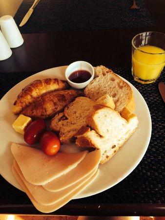 Hotel Zeytinada: Lekker en gevarieerd ontbijt